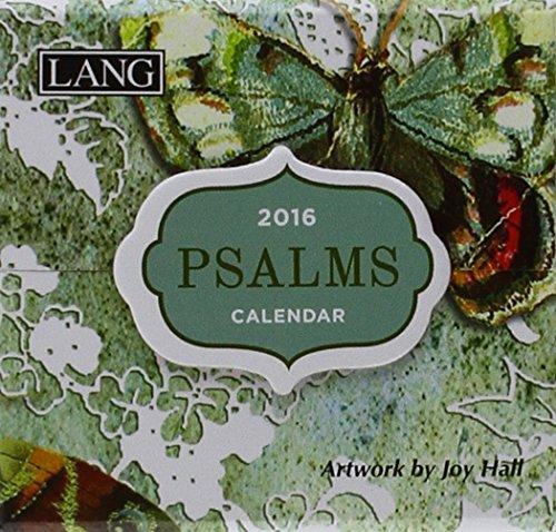 9780741253675: Psalms 2016 Calendar