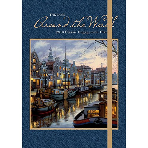 9780741253682: The Lang Around the World 2016 Classic Planner