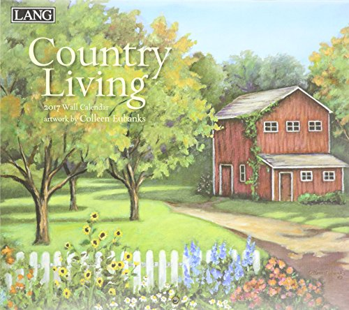 9780741255723: Country Living 2017 Calendar: Includes Downloadable Wallpaper
