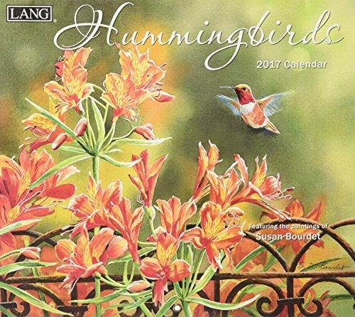 9780741255921: Hummingbirds 2017 Calendar