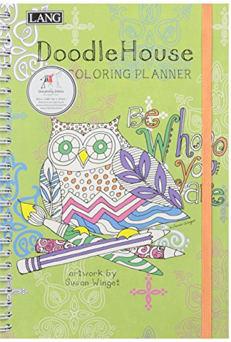 9780741258533: Doodle House 2017 Planner