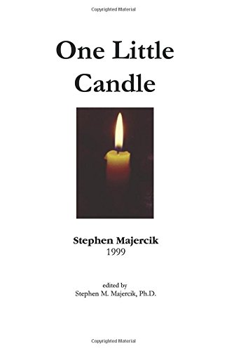 9780741400949: One Little Candle