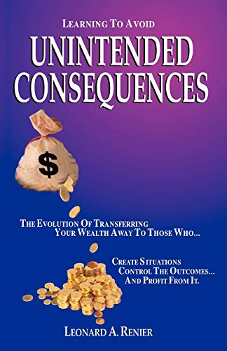 9780741417343: Learning to Avoid Unintended Consequences