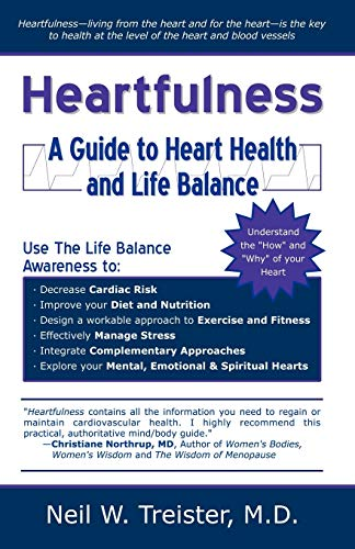 9780741418906: Heartfulness: A Guide to Heart Health and Life Balance