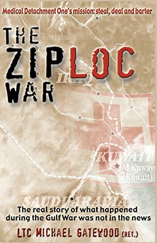 9780741419552: The Ziploc War