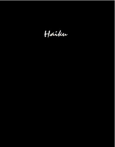 9780741422002: Haiku