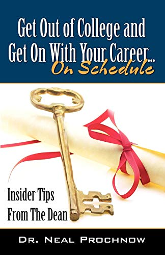 9780741424648: Get Out of College and Get on with Your Career.