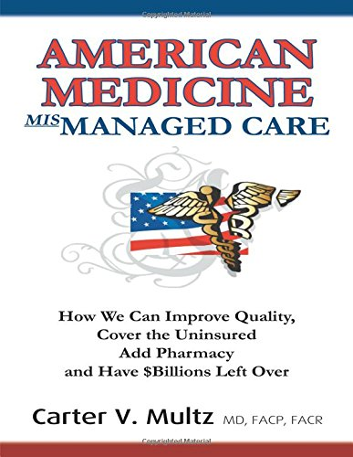 9780741425157: American Medicine MisManaged Care