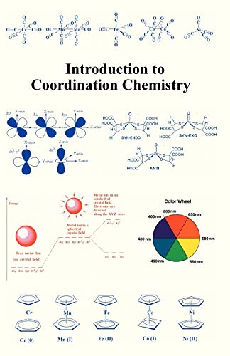 9780741427021: Introduction to Coordination Chemistry