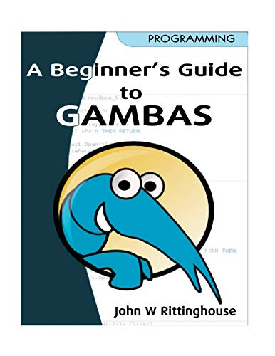9780741429483: A Beginner's Guide to Gambas