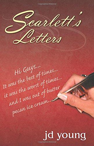 9780741434043: Scarlett's Letters