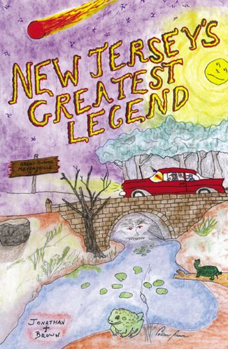 9780741436344: New Jersey's Greatest Legend / Full Moon Fifth Month