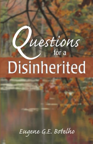 9780741436931: Questions for a Disinherited