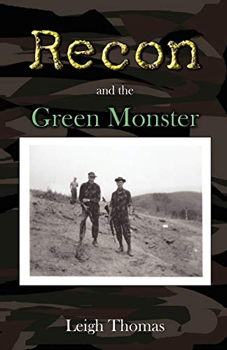 9780741437167: Recon and the Green Monster
