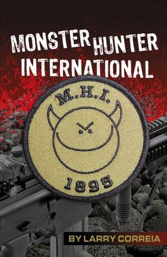 9780741444561: Monster Hunter International