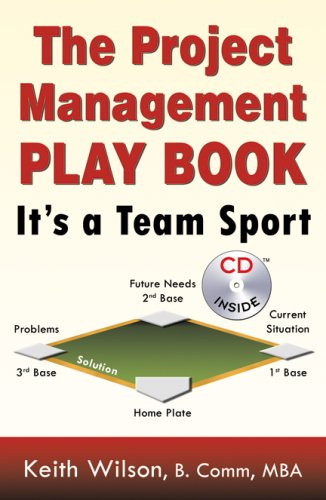 The Project Management Play Book: It's a Team Sport: Keith Wilson