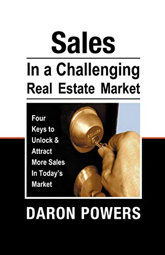 9780741447685: Sales in a Challenging Real Estate Market