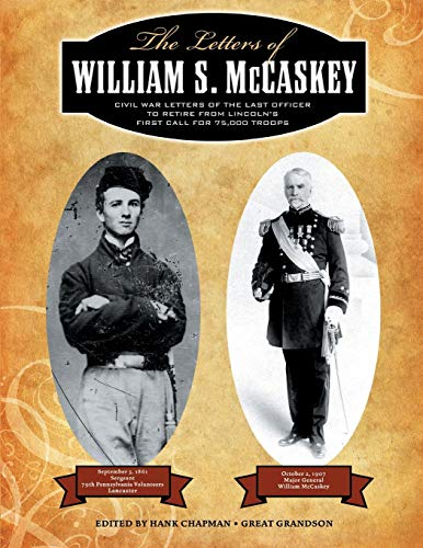 9780741450159: The Letters of William S. McCaskey
