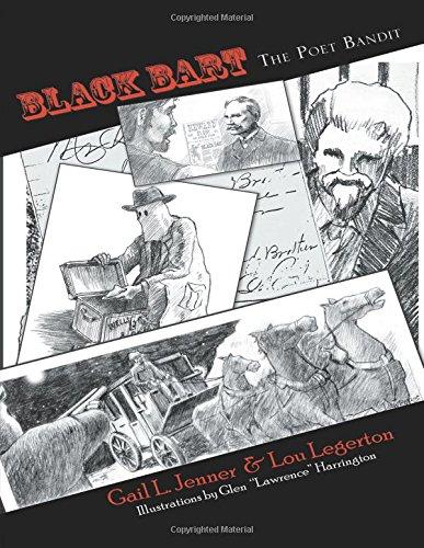 9780741451385: Black Bart: The Poet Bandit