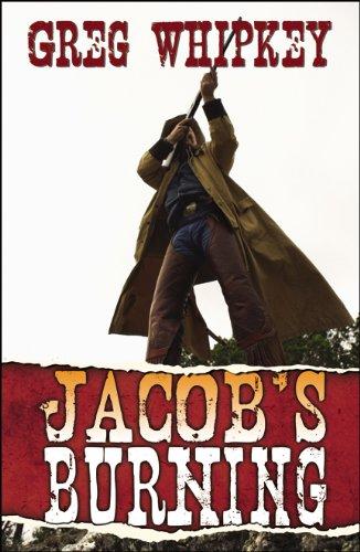 9780741452993: Jacob's Burning