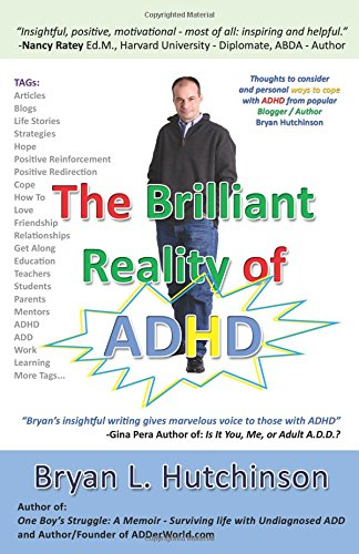 9780741453327: The Brilliant Reality of ADHD