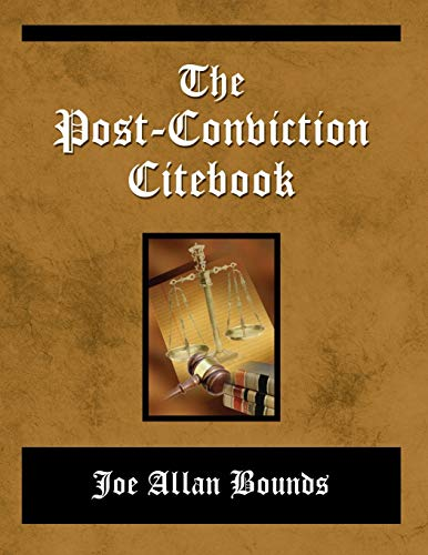 9780741453730: The Post-Conviction Citebook