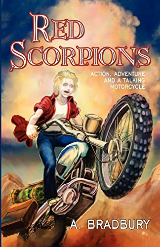 Red Scorpions: A. Bradbury
