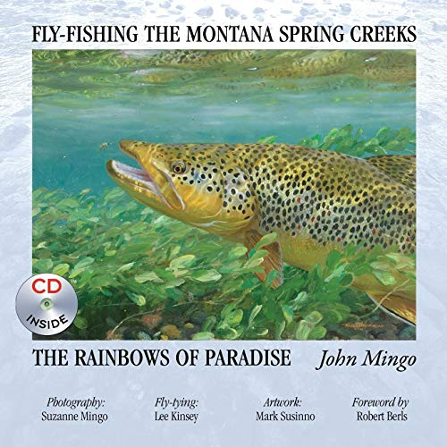 9780741457097: Fly-Fishing the Montana Spring Creeks...