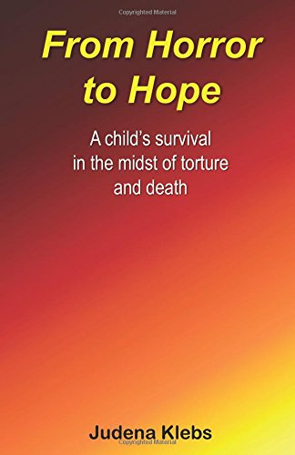 9780741457400: From Horror to Hope