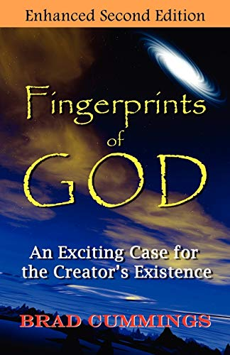 9780741459909: Fingerprints of God: An Exciting Case for the Creator's Existence