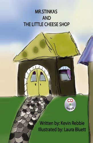 9780741464392: Mr. Stinkas and the Little Cheese Shop