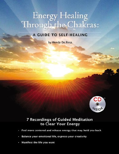 9780741464446: Energy Healing Through The Chakras: A Guide to Self-Healing with CD