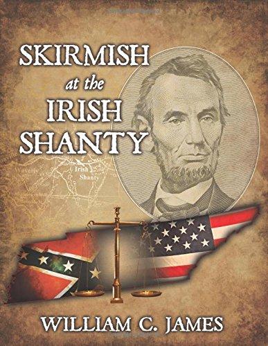 9780741465122: Skirmish at the Irish Shanty