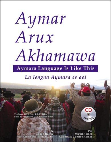 9780741466648: Aymar Arux Akhamawa