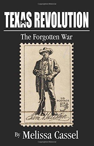 9780741467317: Texas Revolution: The Forgotten War
