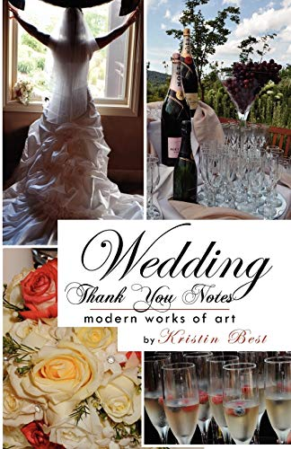 9780741467744: Wedding Thank You Notes: Modern Works of Art