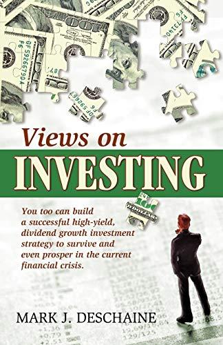 Views on Investing: Mark J. Deschaine