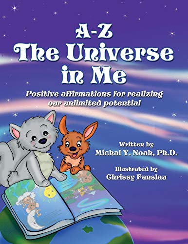 9780741478405: A-Z The Universe in Me