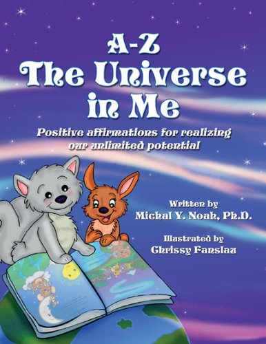9780741478412: A-Z The Universe in Me