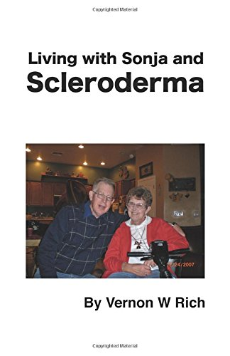 9780741479181: Living with Sonja and Schleroderma