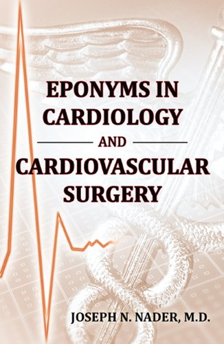 9780741479679: Eponyms in Cardiology and Cardiovascular Surgery