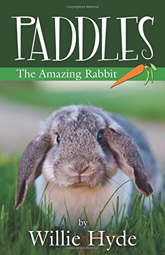 9780741481313: Paddles the Amazing Rabbit - Color