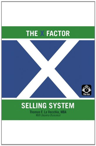 9780741483386: The X Factor Selling System: The Sales Expert's Guide to Selling