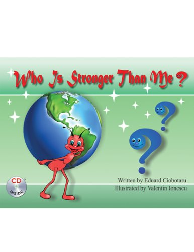 9780741484741: Who Is Stronger than Me? with CD