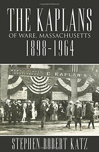 9780741496645: The Kaplans of Ware, Massachusetts