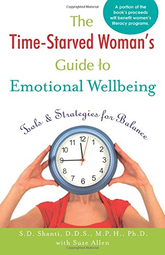 9780741496706: The Time-Starved Woman's Guide to Emotional Wellbeing