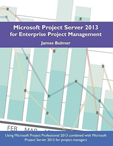 9780741498038: Microsoft Project Server 2013