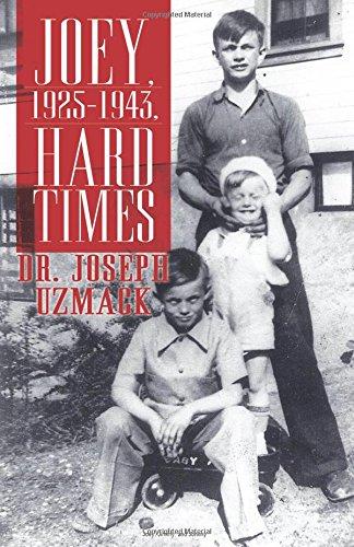 9780741499462: Joey, 1925-1943, Hard Times