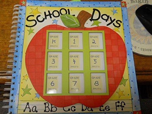 9780741693129: Schooldays Memory Book: Record Book