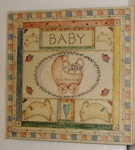 9780741698087: Baby (This Photo Album Celebrates the Beautiful New Life of:) [A Large Hard Cover Photo Album 12